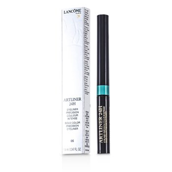 Lancome Artliner 24H Bold Color Liquid Eyeliner – # 05 Turquoise 1.4ml/0.047oz