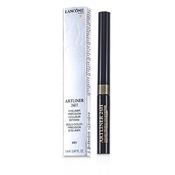 Lancome Artliner 24H Bold Color Liquid Eyeliner – # 051 Jade 1.4ml/0.047oz