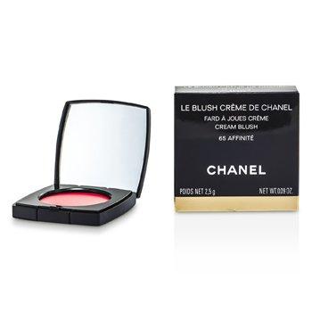 ���� �����Ѵ��� Le Blush Creme De Chanel - # 65 Affinite  2.5g/0.09oz