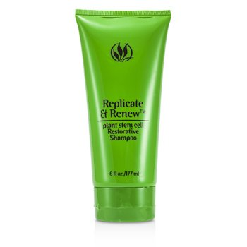 Serious Skincare Replicate & Renew Plant Stem Cell Restorative Shampoo 177ml/6oz