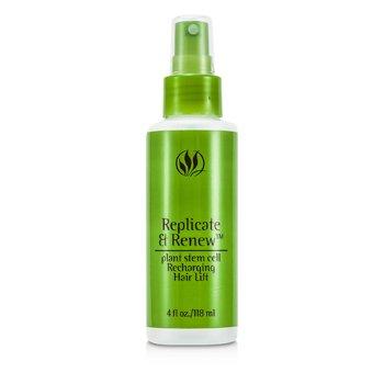 Serious Skincare Replicate & Renew Spray Levantador de Cabello Racargador de C�lulas Madre de Plantas  118ml/4oz