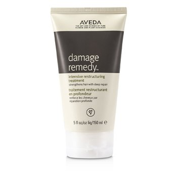 Aveda Damage Remedy Intensive Restructuring Treatment (New Packaging) 150ml/5oz hair care
