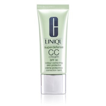 CliniqueSuperdefense Crema CC SPF30 - Light Medium 40ml/1.4oz