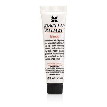 Kiehl'sB�lsamo de Labios # 1 Petrolatum Skin Protectant - Mango ok 15ml/0.5oz