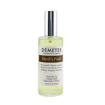 DemeterDevils Food Cologne Spray 120ml/4oz