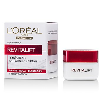 Купить Plenitude RevitaLift Крем для Век (Новая Упаковка) 15ml/0.5oz, L'Oreal