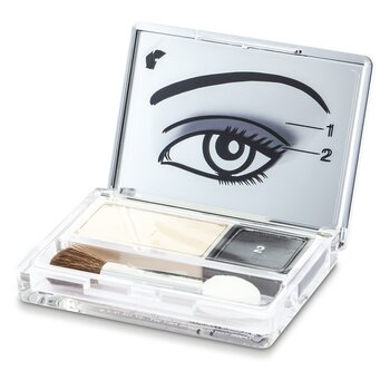 Clinique All About Shadow Duo – # 05 Diamonds and Pearls 2.2g/0.07oz