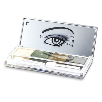 Clinique All About Shadow Quad – # 05 On Safari 4×1.2g/0.04oz