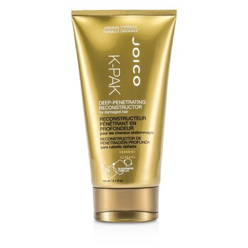 JoicoK-Pak Deep-Penetrating Reconstructor - For Damaged Hair (New Packaging) 150ml/5.1oz