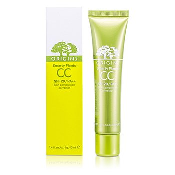 OriginsSmarty Plants CC Cream SPF20 PA++ - 01 Light To Medium 40ml/1.4oz