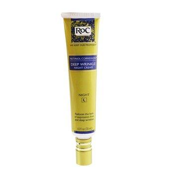 ROC Retinol Correxion Crema de Noche Arrugas Profundas  30ml/1oz