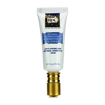ROC Retinol Correxion Sensitive Eye Cream (Sensitive Skin) 15ml/0.5oz