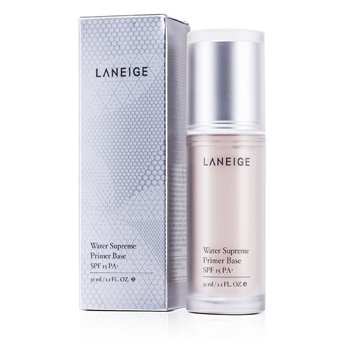 Laneige Water Supreme Primer Base SPF 15 - # 20 Light Pink 35ml/1.1oz