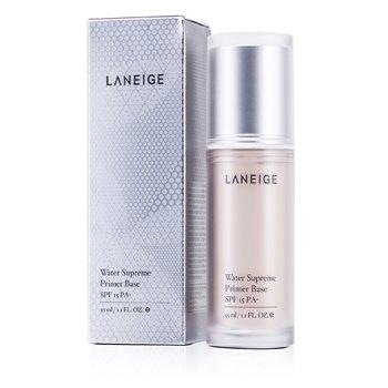 Laneige Water Supreme Primer Base SPF 15 - # 20 Light Pink  35ml/1.1oz