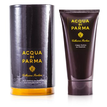 Acqua Di Parma Collezione Barbiere Soft Shaving Cream (Tube) 75ml/2.5oz 16272926121