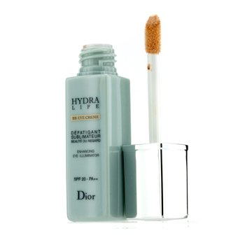 Christian Dior Hydra Life Crema de Ojos BB SPF 20 - # 01 Luminous Beige  6ml/0.2oz