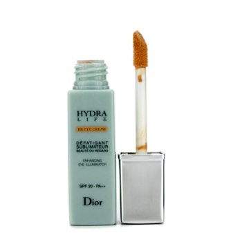 Christian Dior Hydra Life Crema de Ojos BB SPF 20 - # 02 Luminous Peach  6ml/0.2oz