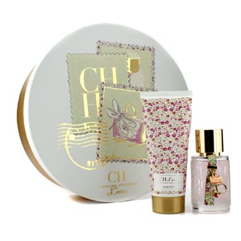 Carolina HerreraCH L'Eau Coffret: Eau Fraiche Spray 50ml/1.7oz + Loci�n Corporal 100ml/3.4oz 2pcs