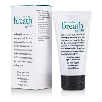 PhilosophyTake A Deep Breath SPF30 60ml/2oz