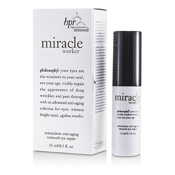 PhilosophyMiracle Worker Miraculous Anti-Aging Retinoid Eye Repair 15ml/0.5oz