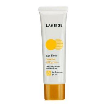 LaneigeSun Block Sensitive SPF 30 PA++ (For All Skin Types) 50ml/1.7oz