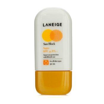 LaneigeSun Block Aqua+ SPF 35 PA++ (For All Skin Types) 50ml/1.7oz