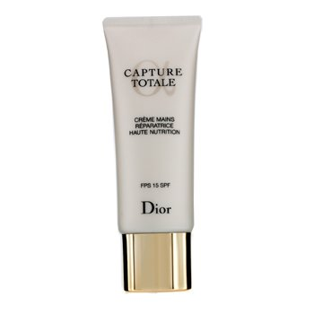 Christian DiorCapture Totale Haute Nutrition Nurturing Hand Repair Creme SPF 15 75ml/2.6oz