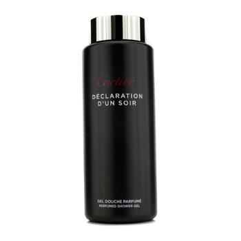 Cartier Declaration d'Un Soir Perfumed Shower Gel 200ml/6.75oz