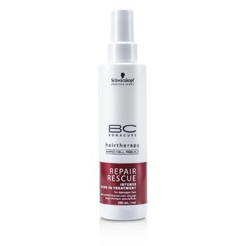Bonacure Repair RescueBC Repair Rescue Intense Leave-In Treatment (For Damaged Hair) 200ml/6.7oz