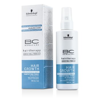 SchwarzkopfBC Hair Growth T�nico Fortificante (Para Cabello Adelgazante) 100ml/3.4oz