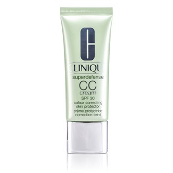 CliniqueCrema CC Super Defensa SPF30 - Medium 40ml/1.3oz