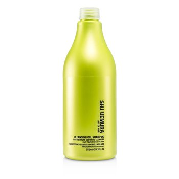 Shu UemuraCleansing Oil Shampoo Anti-Dandruff Soothing Cleanser (For Dandruff Prone Hair & Scalps) (Salon Prod 750ml/25.3oz