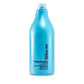 Shu UemuraCleansing Oil Shampoo Anti-Oil Astringent Cleanser (For Oily Hair & Scalps) (Salon Product) 750ml/25.3oz