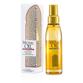 L'OrealMythic Oil Colour Glow Oil Aceite Resplandor (Para Cabello Tratado con Color) 125ml/4.2oz