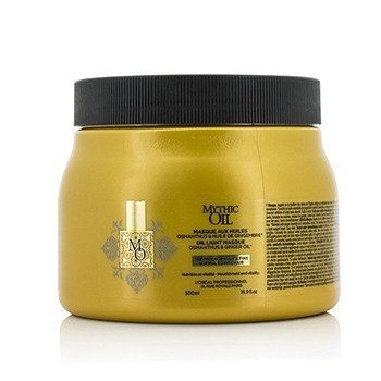 L'OrealMythic Oil Nourishing Masque (za sve tipove kose) 500ml/16.9oz