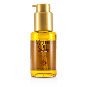 L'Oreal Mythic Oil Keten Tohumu Ya�l� Koruyucu Konstre   50ml/1.7oz