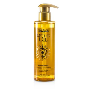 L'OrealMythic Oil Nourishing Shampoo (For All Hair Types) 250ml/8.5oz