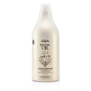 L'OrealMythic Oil Souffle d'Or Sparkling Conditioner (For All Hair Types) 750ml/25.4oz