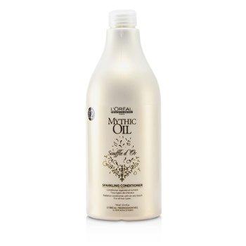 L'Oreal Mythic Oil Souffle d'Or Sparkling Conditionador (Todos tipos de cabelo)  750ml/25.4oz