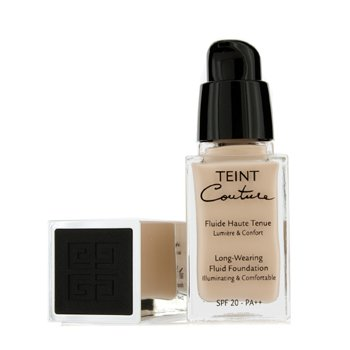 GivenchyP�ynny podk�ad o d�ugotrwa�ym dzia�aniu z ochronnym filtrem Teint Couture Long Wear Fluid Foundation SPF2025ml/0.8oz