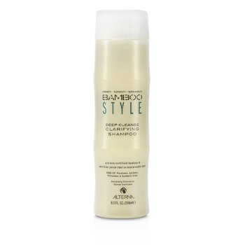 Alterna Bamboo Style Deep Cleanse Clarifying Shampoo 250ml/8.5oz