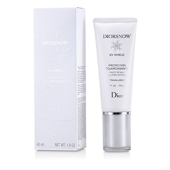 Christian DiorDiorsnow White Reveal UV Shield UV Protection SPF 50 - # Translucent 40ml/1.6oz