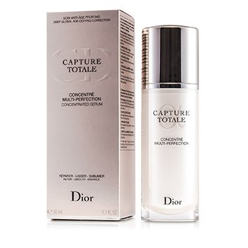 Christian DiorCapture Totale Suero Concentrado Multi-Perfecci�n (Correcci�n Profunda Global Desafiante de Edad) 50ml/1.7oz