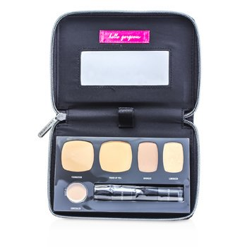 BareMinerals BareMinerals Ready To Go Complexion Perfection Palette - # R310 (For Tan Cool Skin Tones) -