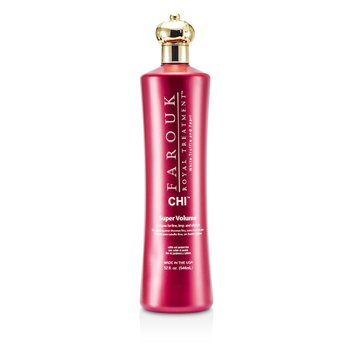 CHI Farouk Royal Treatment Super Volume Shampoo (For Fine  Limp and Oily Hair) 946ml/32oz