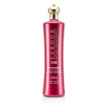 CHI Farouk Royal Treatment Pure Hydration Shampoo (For Dry and Color Treated Hair)  946ml/32oz