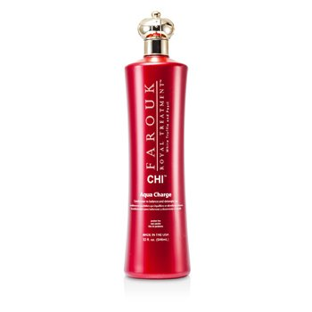CHIFarouk Royal Treatment Aqua Charge Conditioner (For Balance and Detangle Hair) 946ml/32oz