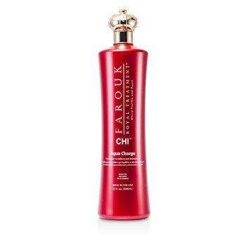 CHIFarouk Royal Treatment Aqua Charge Conditioner (For Balance and Detangle Hair) 946ml/32oz
