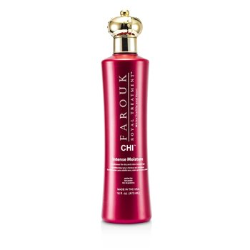 CHI Farouk Royal Treatment Intense Moisture Conditioner (For Dry and Color Treated Hair)  473ml/16oz