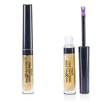 Max Factor Vibrant Curve Effect Lip Gloss Duo Pack - # 02 Sparkling  2x5ml/0.17oz